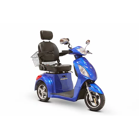 E-Wheels: EW-36 Elite Scooter - Blue Color