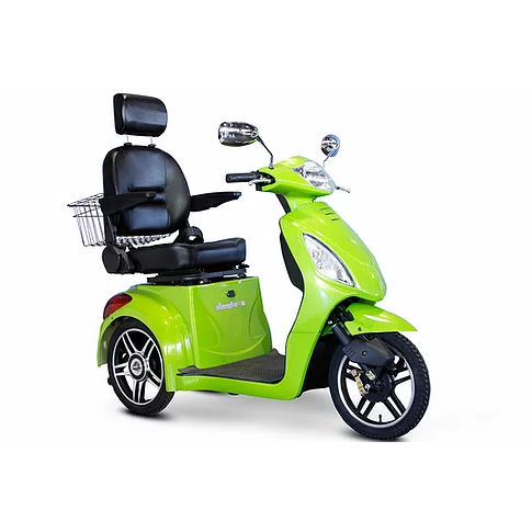 E-Wheels: EW-36 Elite Scooter - Green Color