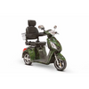 E-Wheels: EW-36 Elite Scooter - Green Camoflauge