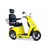 E-Wheels: EW-36 Elite Scooter - Yellow Colour