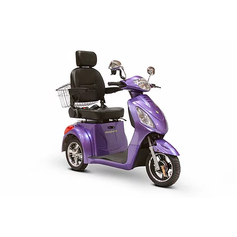 E-Wheels: EW-36 Elite Scooter - Purple Colour