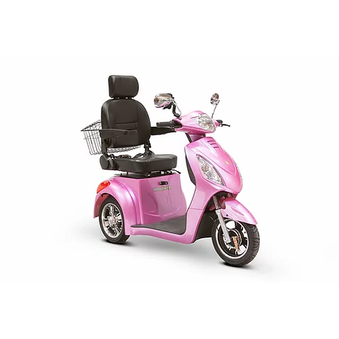 E-Wheels: EW-36 Elite Scooter - Magenta Colour