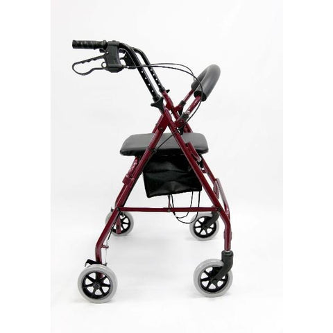 Karman Healthcare: Walker Rollator - R-4600 side image