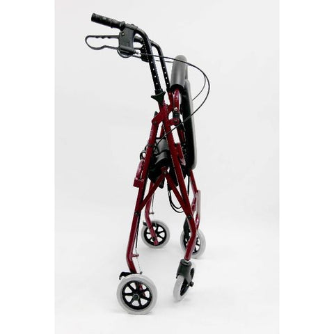 Karman Healthcare: Walker Rollator - R-4600 folded