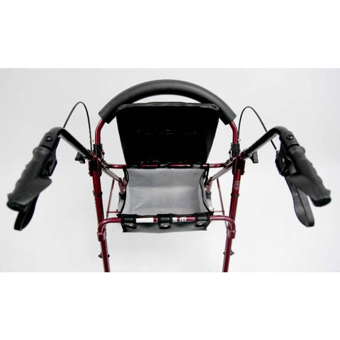 Karman Healthcare: Walker Rollator - R-4600 handles