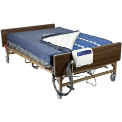 Med Aire Plus Bariatric Heavy Duty Low Air Loss Mattress Replacement System - 14060