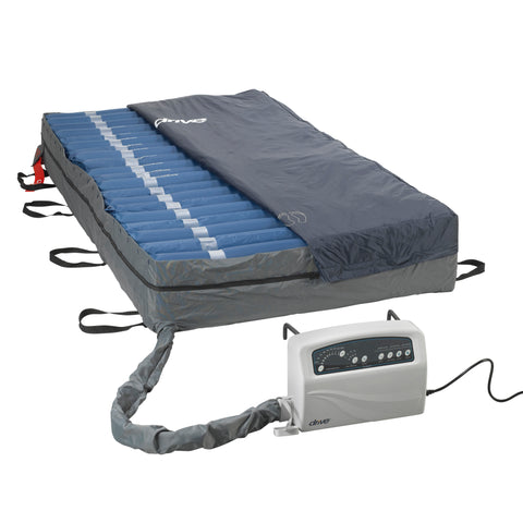 "Med Aire Plus Bariatric Low Air Loss Mattress Replacement System, 80"" x 54"" - 14054"