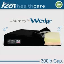 Keen Healthcare: Keen® Journey™ Wedge Cushion without Anchors - SW4EZ16x16