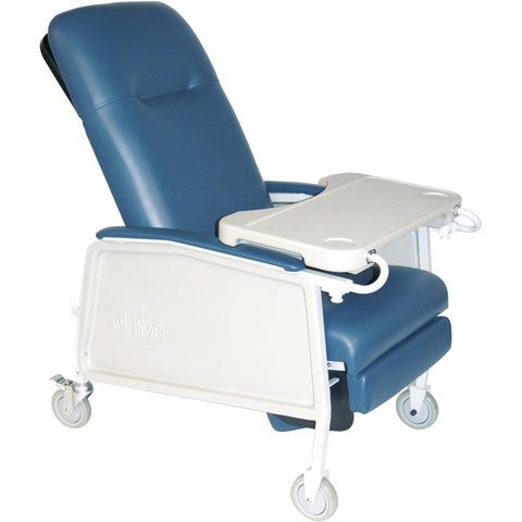 Drive Medical: 3 Position Heavy Duty Bariatric Geri Chair Recliner