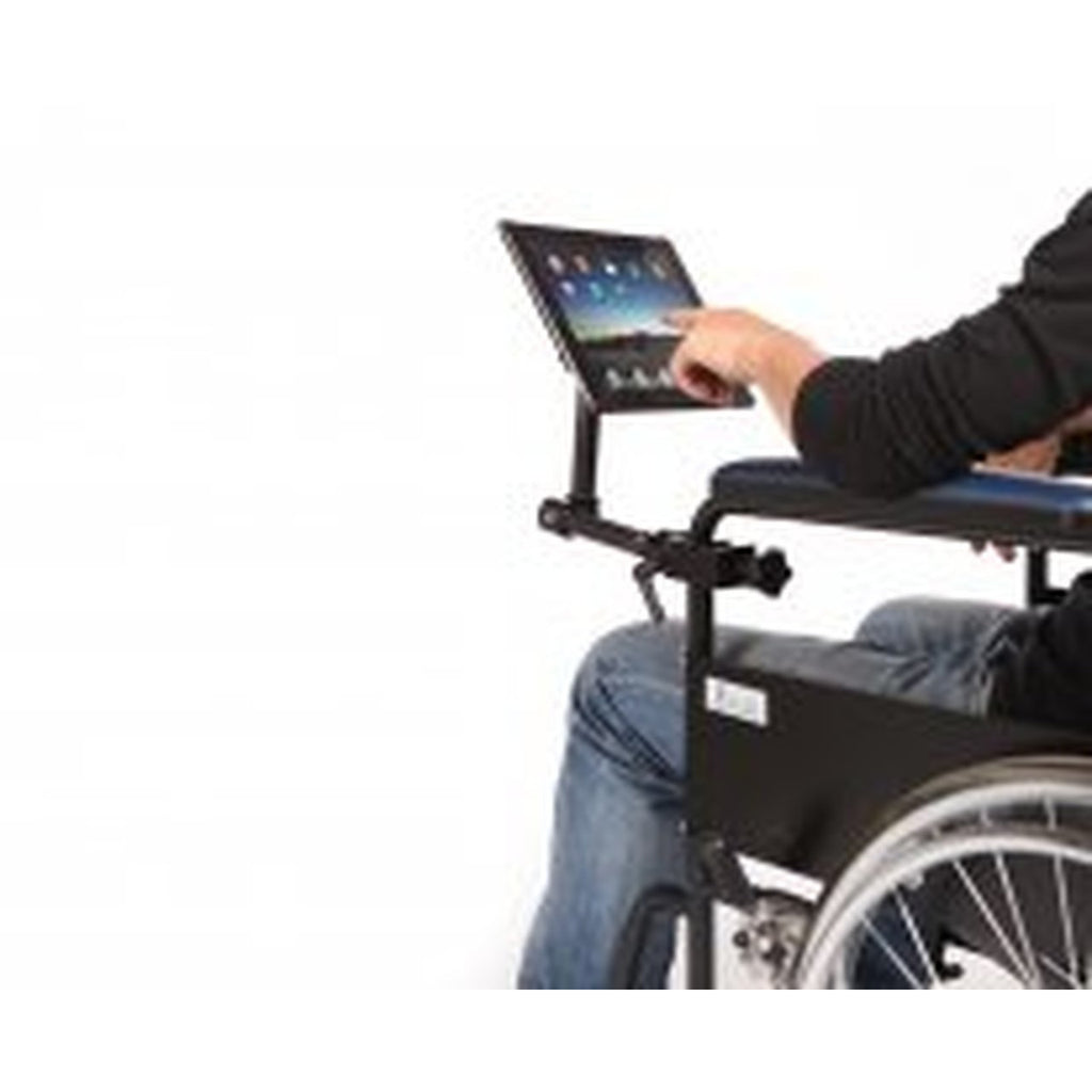 New Solutions: MagConnect Wheelchair Mount for iPad 4th/3rd/2nd Gen - JY201