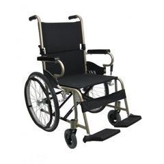 Karman Healthcare : Super  Compact Lightweight Wheelchair  – KM-9020L Main image
