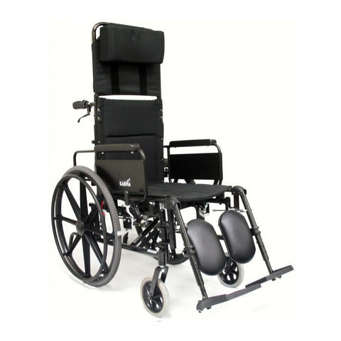 Karman Healthcare:  KM-5000 Self Propel TILT Wheelchair  – KM5000F main image