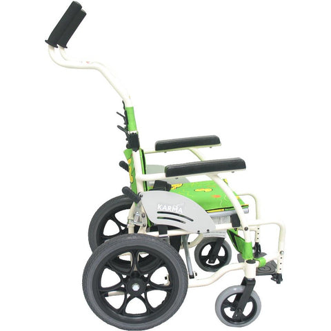 Karman Healthcare:  Pediatric Wheelchair - KM-7501-TP side