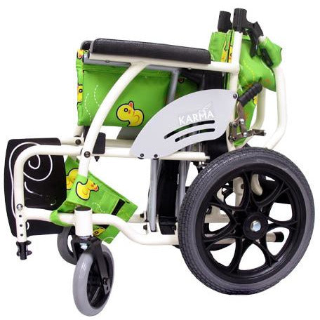 Karman Healthcare:  Pediatric Wheelchair - KM-7501-TP side image