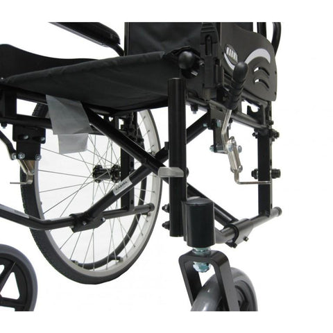 Karman Healthcare : Lightweight Wheelchair  – KM-802F brake