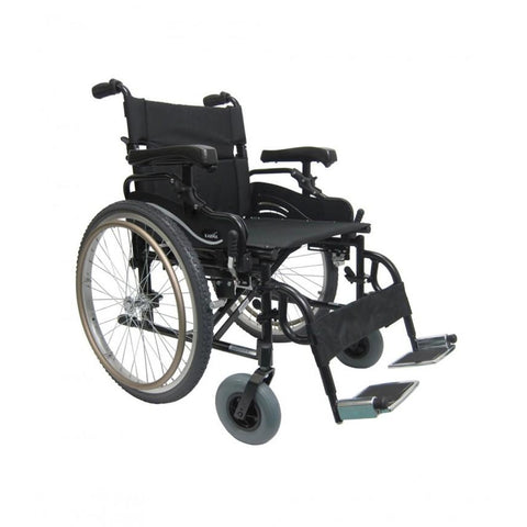 Karman Healthcare: KM-8520 20″ Seat Bariatric Wheelchairs – KM-8520W main image