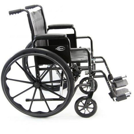 Karman Healthcare: Standard Wheelchair  – KN-700Tside image