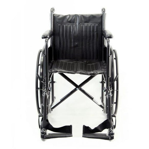 Karman Healthcare:  Standard Wheelchair  – KN-800T front view