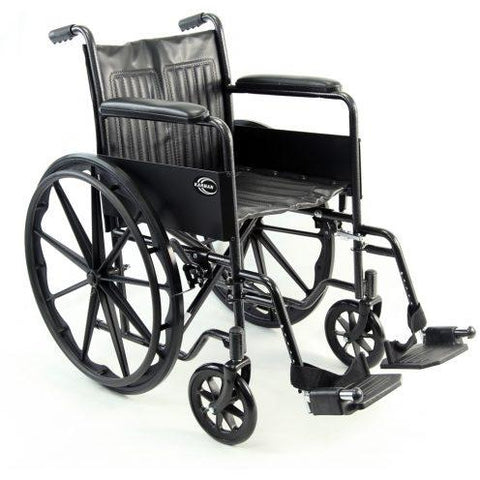 Karman Healthcare:  Standard Wheelchair  – KN-800T main view