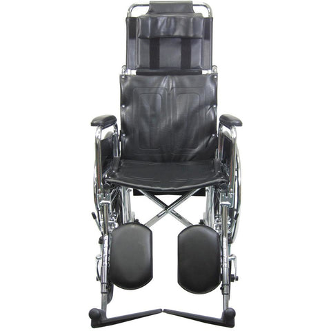 Karman Healthcare:  KN-880 Series TILT Wheelchair  – KN-880 front view