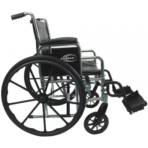 Karman Healthcare:  Bariatric Wheelchairs – KN-920W  side view