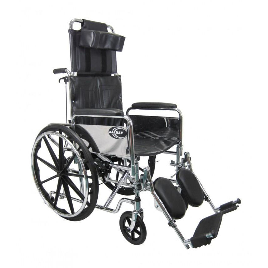 Karman Healthcare:  KN-880 Series TILT Wheelchair  – KN-880 main image