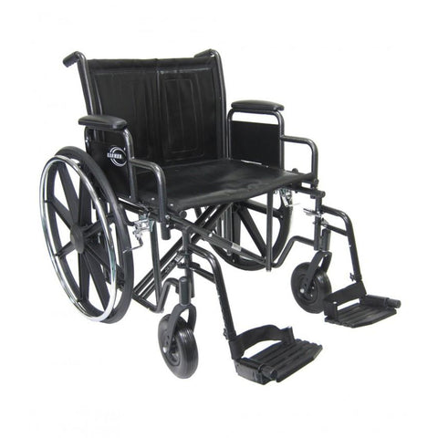 Karman Healthcare:  Bariatric Wheelchairs – KN-922W main image