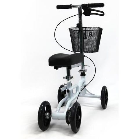 Karman Healthcare:  Walker Rollator - KW-100 Back view