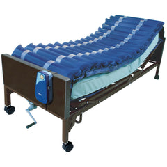 "Med Aire Low Air Loss Mattress Overlay System, with APP, 5"" - 14025N"