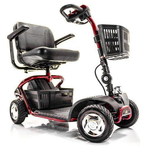Golden Technologies: LiteRider 4 Wheel Scooter - Mobility Scooters Store