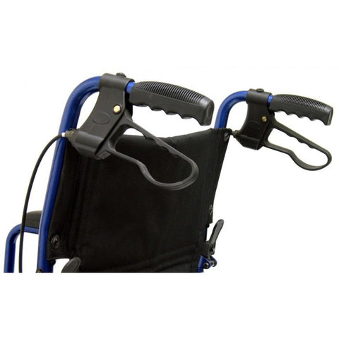 Karman Healthcare: Transport Wheelchairs – LT-1000 brake