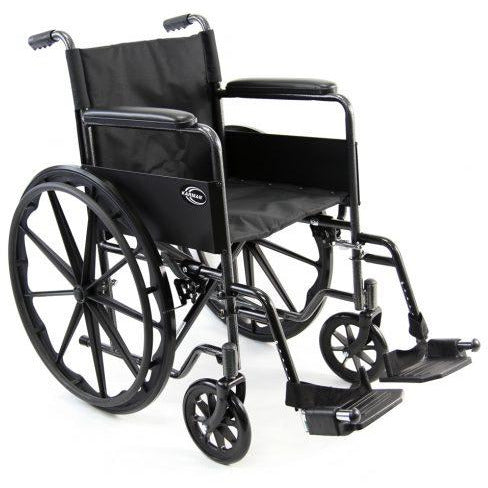 Karman Healthcare : Portable Lightweight Wheelchair  – LT-800T Main image