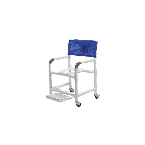 "Graham Field: Lumex 18"" internal width, w/ foot rest - 89110"