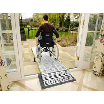 Roll-A-Ramp: Wheelchair/Scooter Ramps