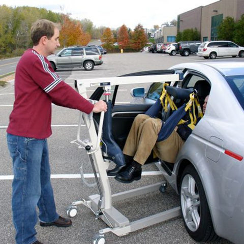 Handicare: Medcare Car Extractor