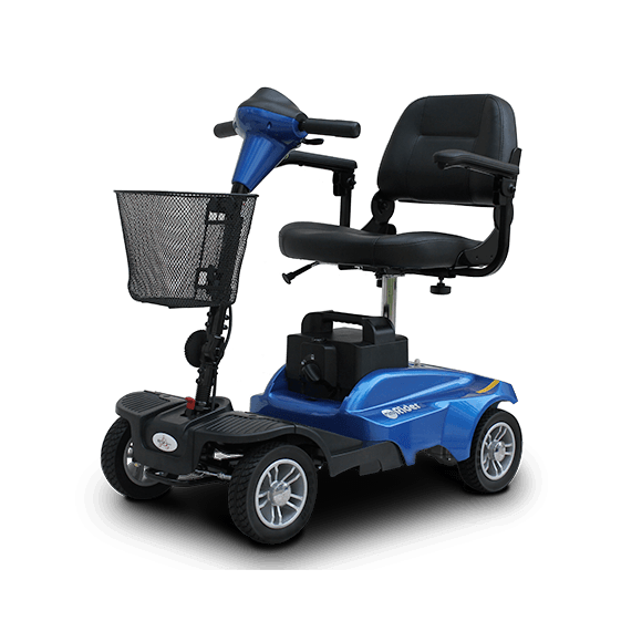 EV Mini Rider 4-Wheel - Mobility Scooters Store