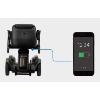Whill: Ultra-Portable - Model Ci - Mobile Charging Port