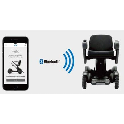 Whill: Ultra-Portable - Model Ci - Bluetooth Available