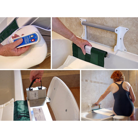 Molly Bather: Bath Lift - MB1