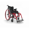Image of Motion Composites: Folding Wheelchairs Move - Burgundy