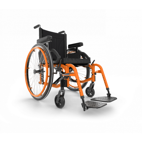 Motion Composites: Folding Wheelchairs Move
