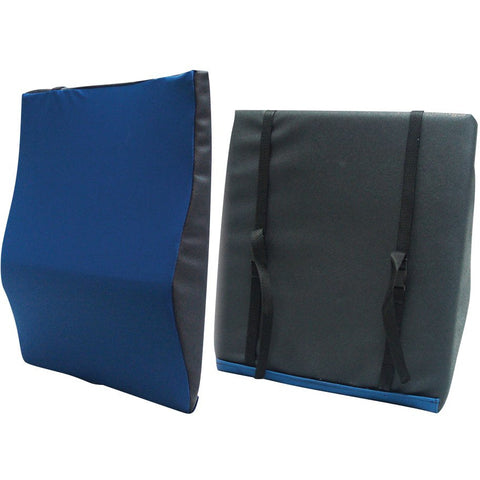 General Use Back Cushion with Lumbar Support - 8033