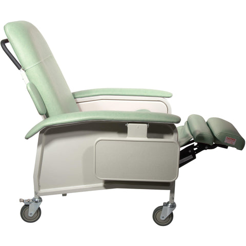 Drive Medical: Clinical Care Geri Chair Recliner