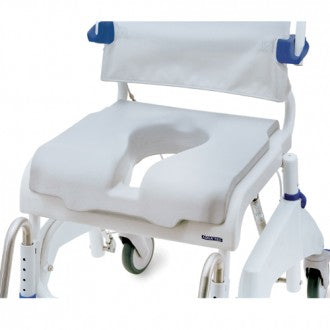 Clarke Healthcare: Ocean VIP Dual Tilt & Recline Shower Chair