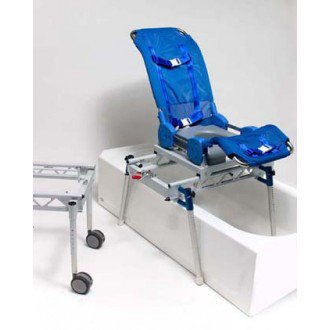 Columbia Medical: Omni Bath/Shower/Commode Positioning Transfer System
