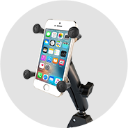 Raz Designs: Indoor/Outdoor Mobility - Model A - Mobile Holder