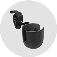 Raz Designs: Indoor/Outdoor Mobility - Model A - Cup Holder