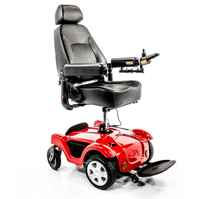 Merits Compact 2-in-1 Dualer with Elevating Seat