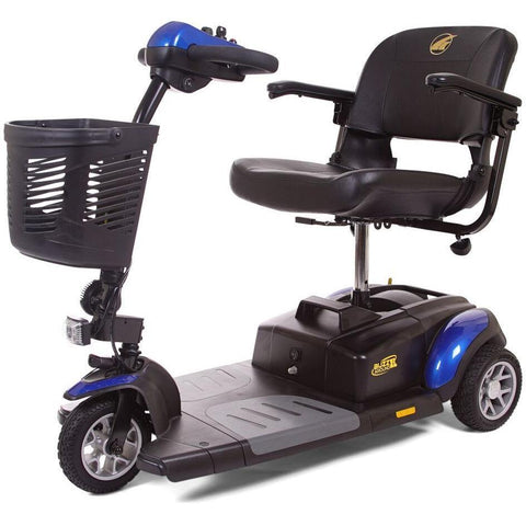 Golden Technologies: Buzz Around XLS HD 3-Wheel Scooter - Mobility Scooters Store
