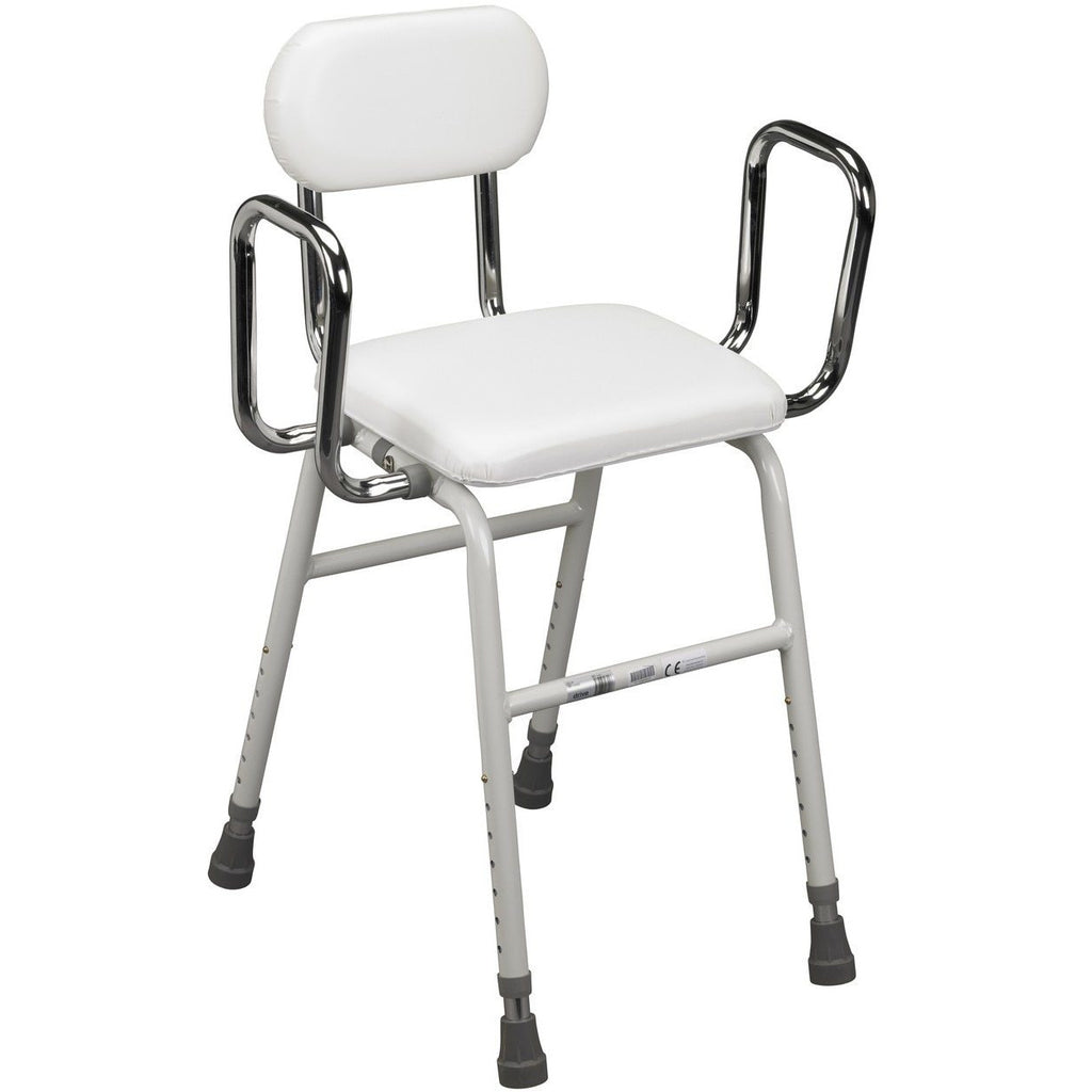 Keen Healthcare: Drive Kitchen Perch Stool - DM12455 - Actual Image